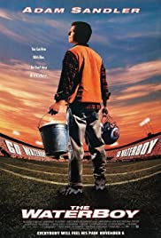 The Waterboy (1998) Poster - Movie Forum, Cast, Reviews