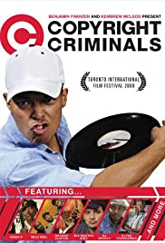Copyright Criminals Poster