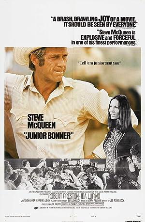 Junior Bonner poster