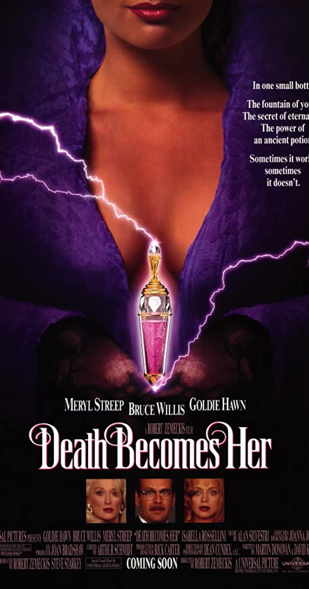Death Becomes Her (1992) - IMDb