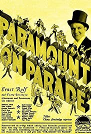 Paramount on Parade Poster