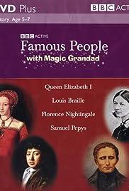 Famous People: Elizabeth I Poster