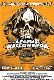 The Legend of Hallowdega Poster
