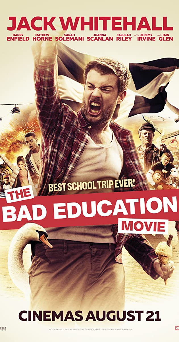 the bad education movie 2015 imdb