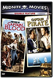 Fortunes of Captain Blood Poster