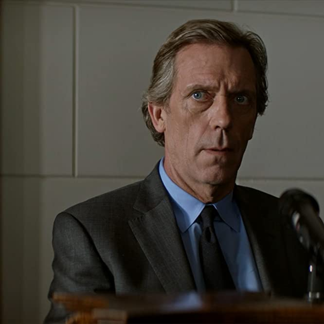 Hugh Laurie in Chance (2016)