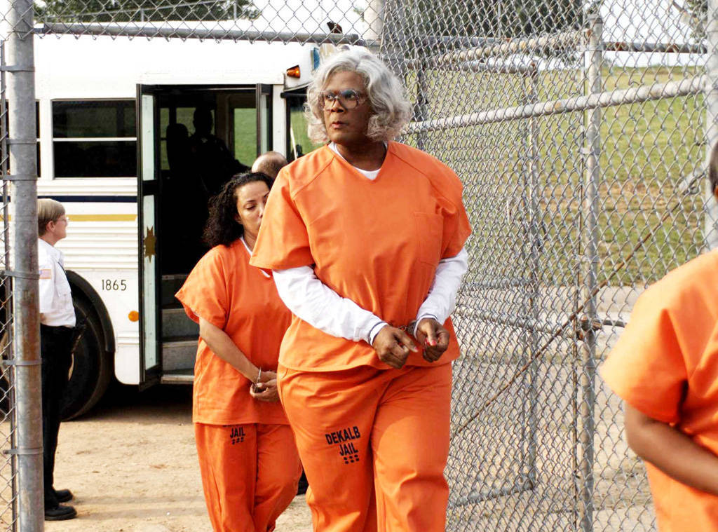 Movie of madea goes to jail