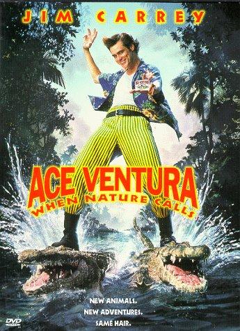 Ace Ventura When Nature Calls 1995 English 720p BRRip