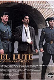 El Lute: Run for Your Life Poster