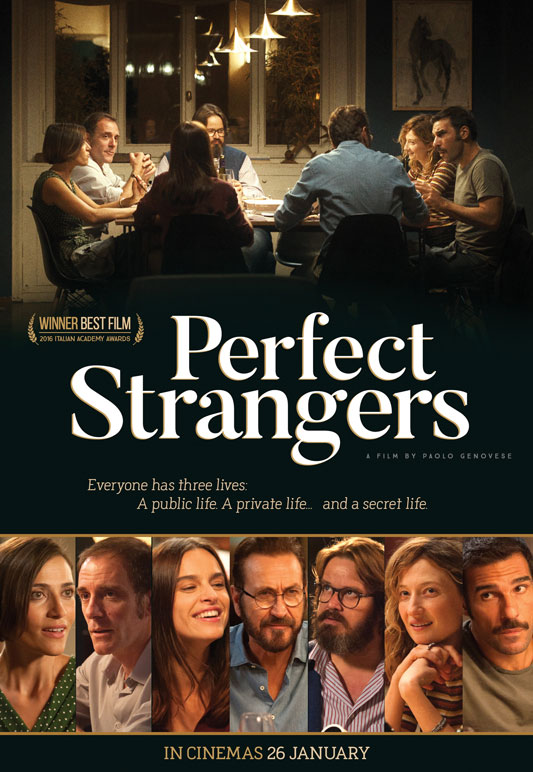 فيلم Perfect Strangers 2017 مترجم