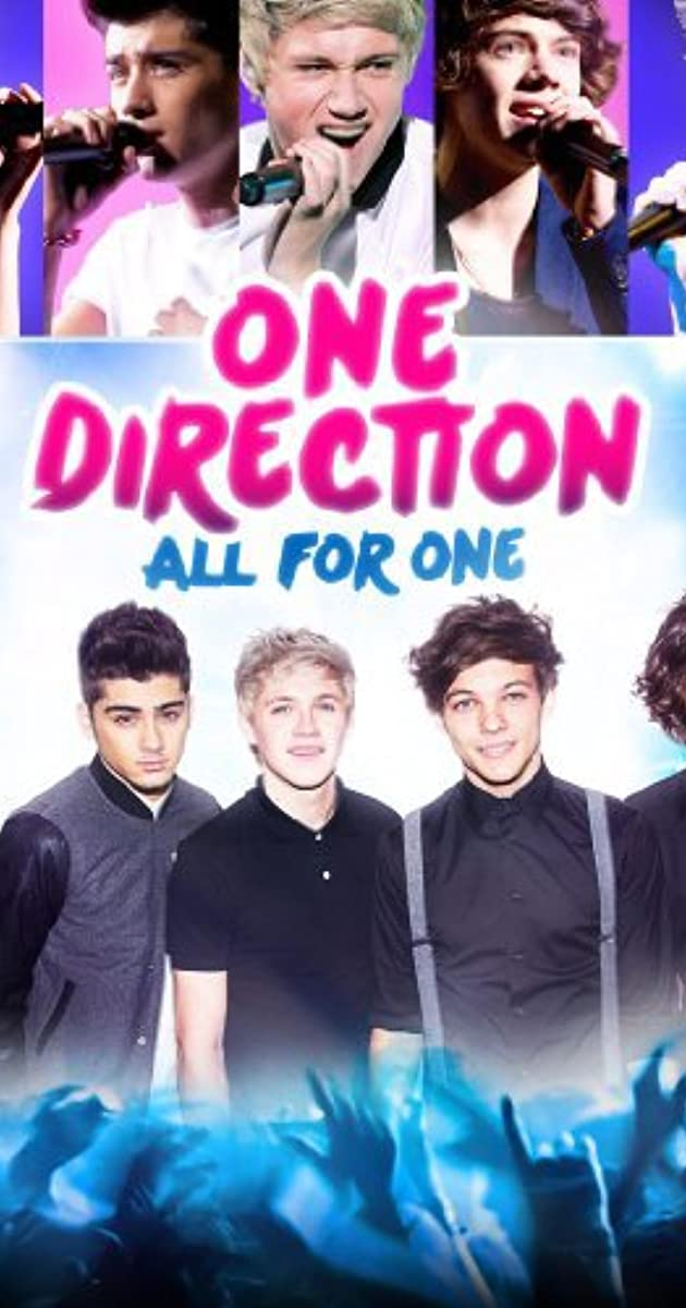 One Direction 2012 Posters One Direction: All for...