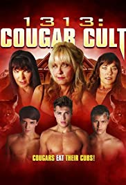 1313: Cougar Cult Poster