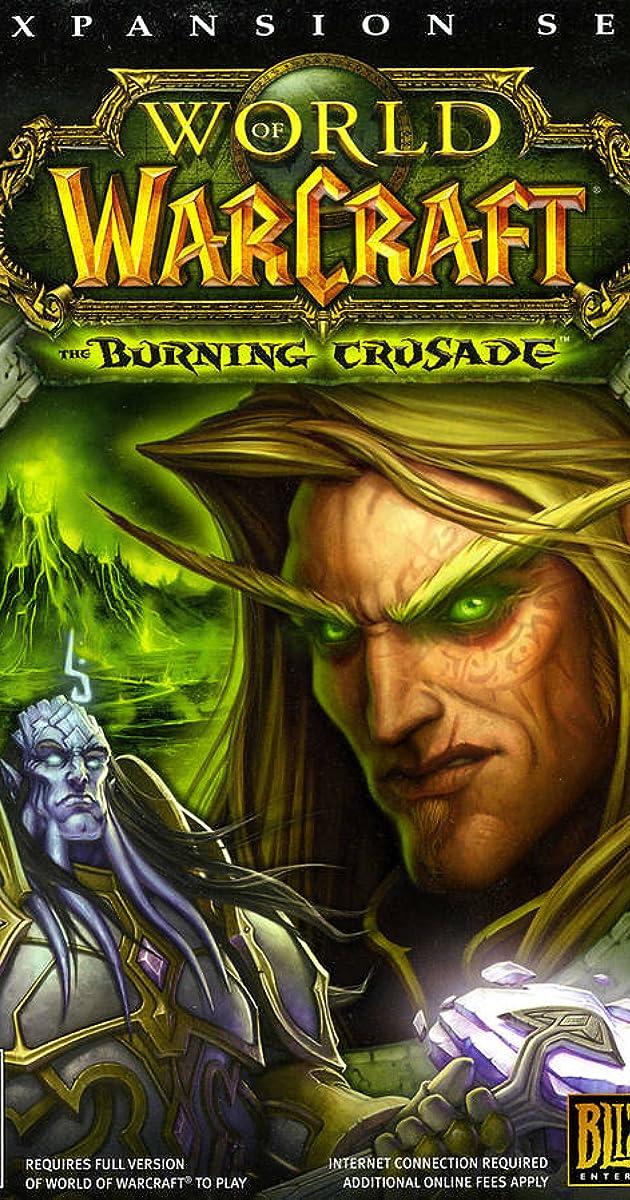 world of warcraft the burning crusade video game 2007