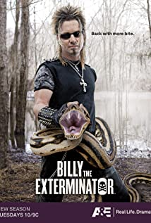 Billy The Exterminator Tv Series 2009 Imdb
