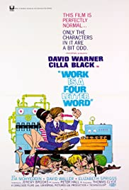 Work is a 4 letter word 1968 imdb work is a 4 letter word poster expocarfo