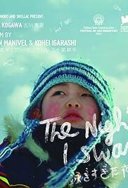 Takara - La nuit où j'ai nagé Poster