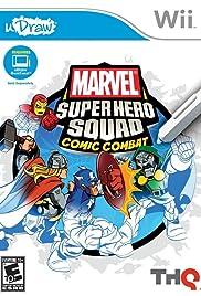 Marvel Super Hero Squad: Comic Combat Poster