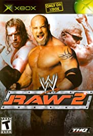 WWE Raw 2: Ruthless Aggression Poster