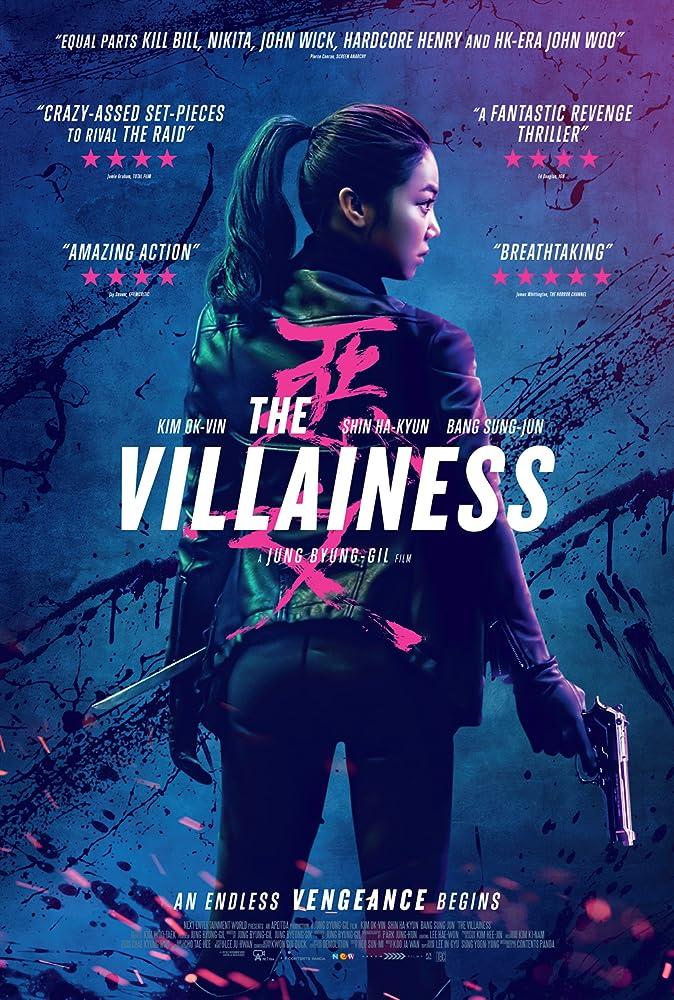 فيلم The Villainess 2017 مترجم