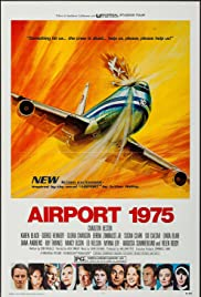 Airport 1975 Poster