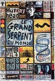 Le grand serpent du monde Poster