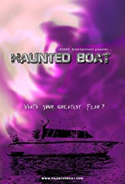 Haunted Boat Poster