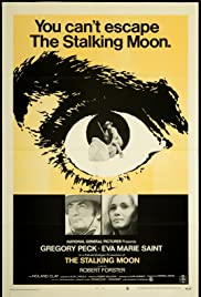 The Stalking Moon Poster