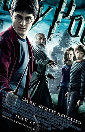 Harry Potter and the Half-Blood Prince Pelicula Poster