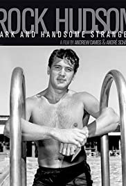 Rock Hudson: Dark and Handsome Stranger Poster
