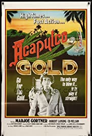 Acapulco Gold Poster