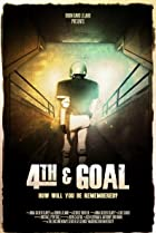 4th and Goal (2010) Poster