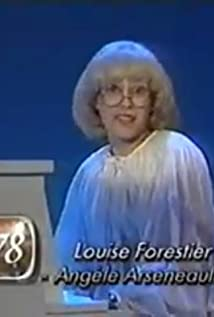 Louise Forestier Picture