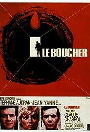 Le Boucher Poster