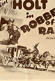Robbers of the Range Poster