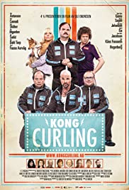 Kong Curling Poster