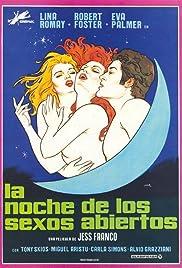 La noche de los sexos abiertos Poster