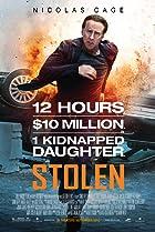 Stolen (2012) Poster