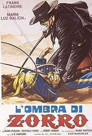 Shades of Zorro Poster