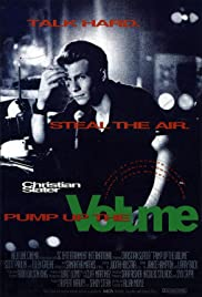 Pump Up the Volume Poster