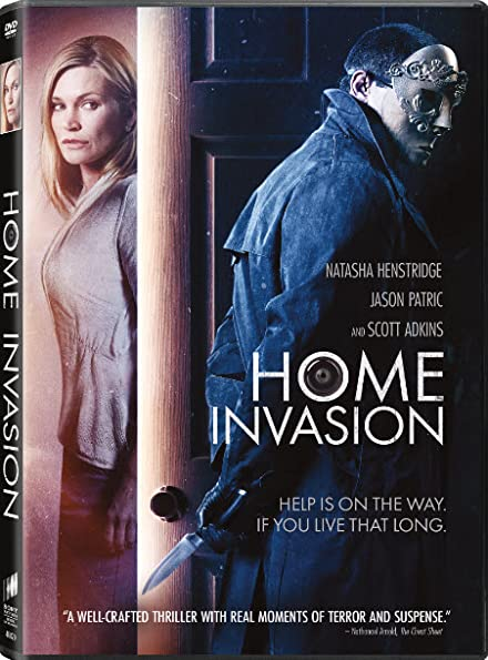 Poster Of Home Invasion 2016 DVDRip Full Movie Free Download Watch Online At movies365.in