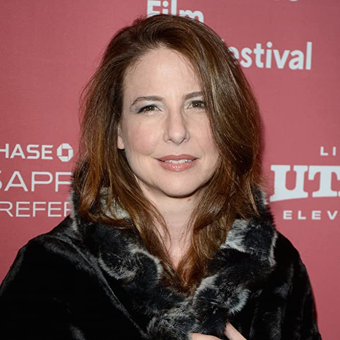 Robin Weigert at an event for Mississippi Grind (2015)