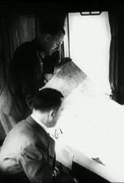 Hitler's Dangerous Train Journeys Poster