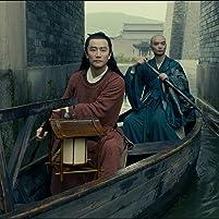 Shôta Sometani and Xuan Huang in Kûkai (2017)