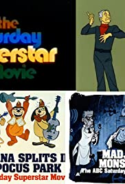 The ABC Saturday Superstar Movie Poster
