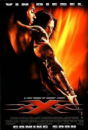 xXx poster
