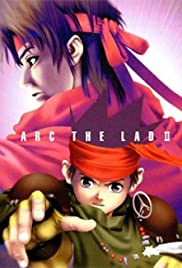 Arc the Lad II Poster
