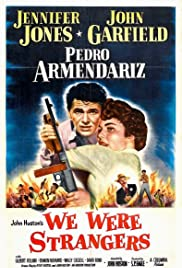 We Were Strangers Poster