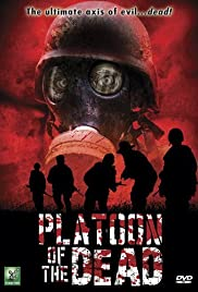 Platoon of the Dead Poster