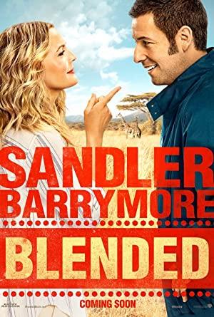 Blended poster