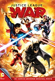 Justice League: War Poster